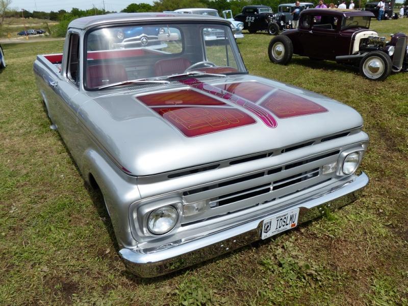 Ford Pick up 1958 - 1966 custom & mild custom 86635110