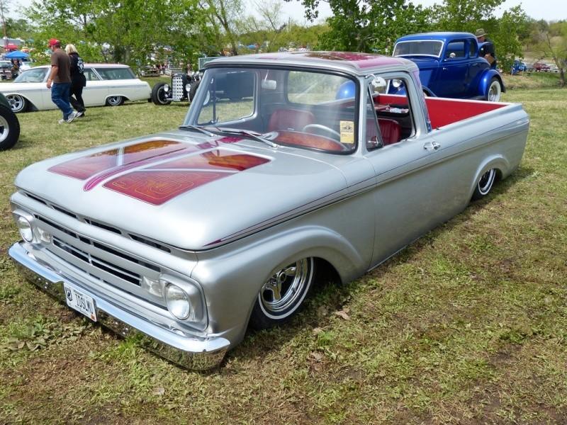 Ford Pick up 1958 - 1966 custom & mild custom 86635111
