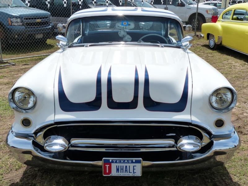 Oldsmobile 1955 - 1956 - 1957 custom & mild custom 86689410