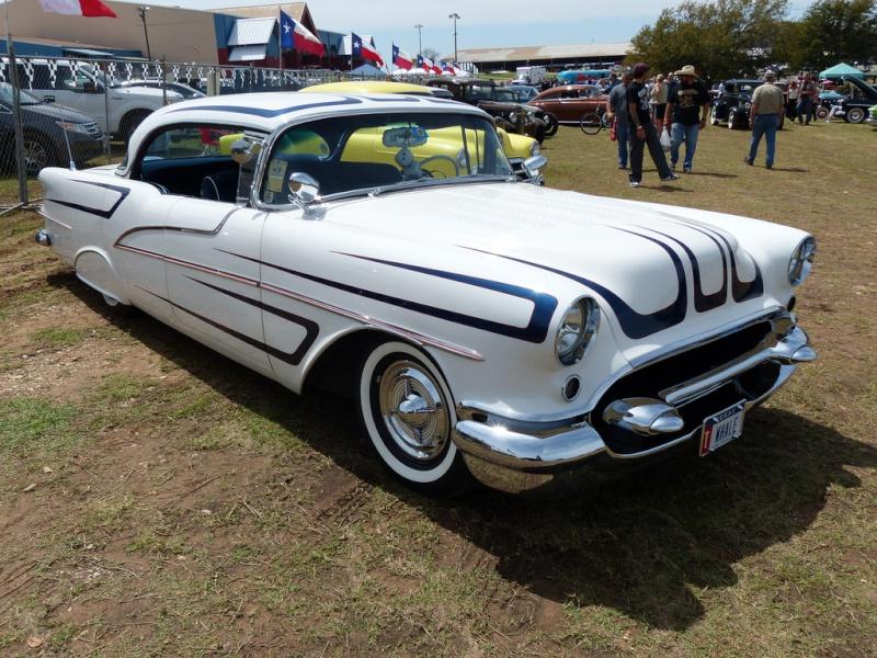 Oldsmobile 1955 - 1956 - 1957 custom & mild custom 86689411