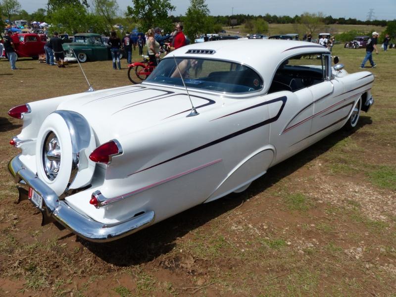 Oldsmobile 1955 - 1956 - 1957 custom & mild custom 86700510
