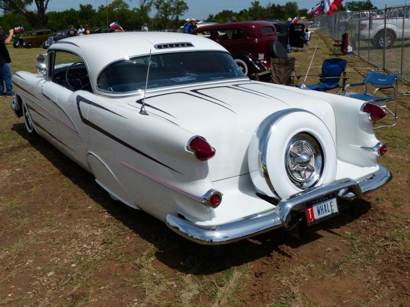 Oldsmobile 1955 - 1956 - 1957 custom & mild custom 86700511