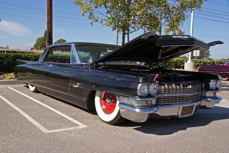 Cadillac 1961 - 1968 Custom & mild custom - Page 3 99709010