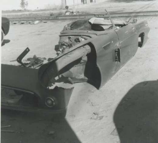 Predicta - Darrill Starbird - 1956 tbird radical bubble top custom A-110