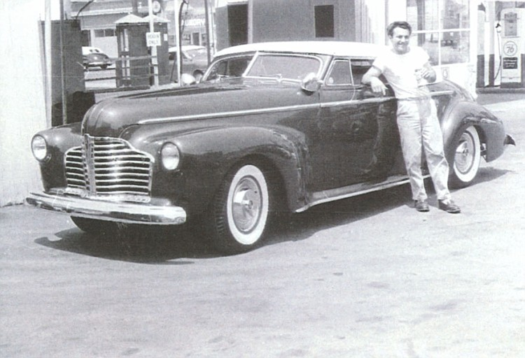 custom cars in the street ( 1950's & 1960's) Anthon10