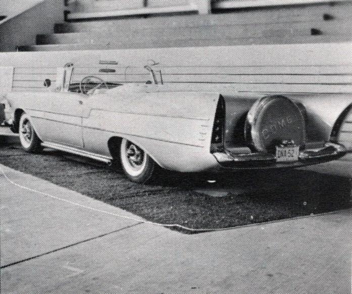 1954 Oldsmobile - The Comet - Anthony Abato Anthon11