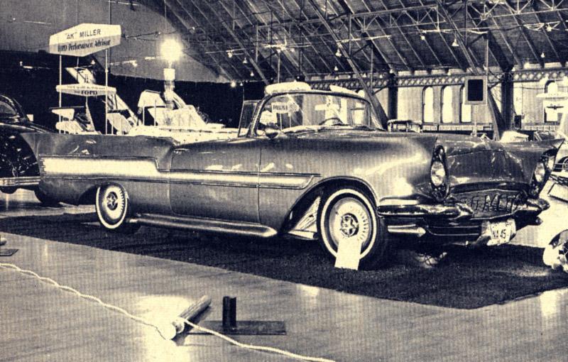 1954 Oldsmobile - The Comet - Anthony Abato Anthon15