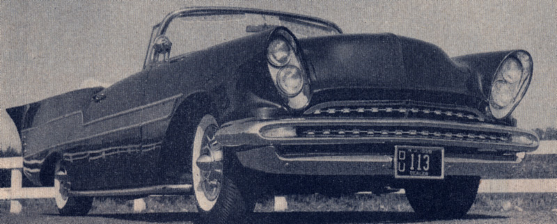 1954 Oldsmobile - The Comet - Anthony Abato Anthon17