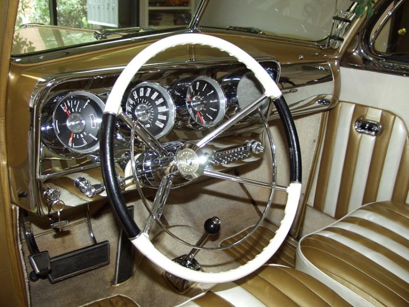 Ford 1935 - 38 custom & mild custom C367-d10