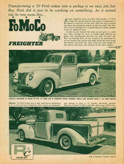Ford 1935 - 38 custom & mild custom C367-p10