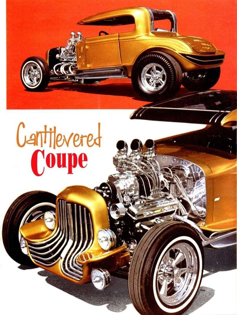 Cantilevered Coupe - Dave Pulh - 1930 Model A Cantil13