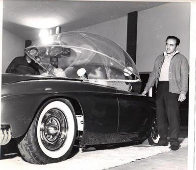 Predicta - Darrill Starbird - 1956 tbird radical bubble top custom Darryl20
