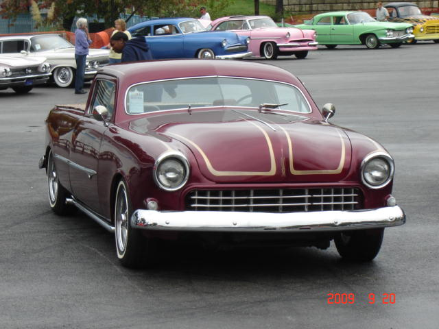 Ford 1949 - 50 - 51 (shoebox) custom & mild custom galerie - Page 5 Dsc03410