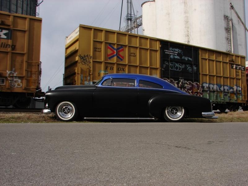 Chevy 1949 - 1952 customs & mild customs galerie - Page 5 Dsc07010