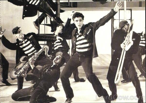 Jailhouse Rock - Richard Thorpe - 1957 Elvis-10