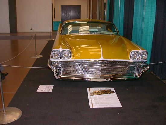 1957 - 1959 Chrysler & Desoto custom & mild custom G1044-10