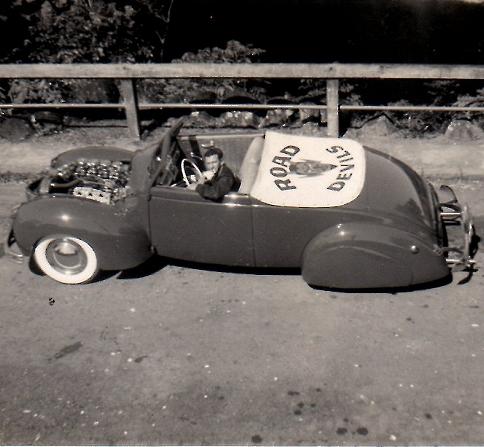 custom cars in the street ( 1950's & 1960's) Hiloho11