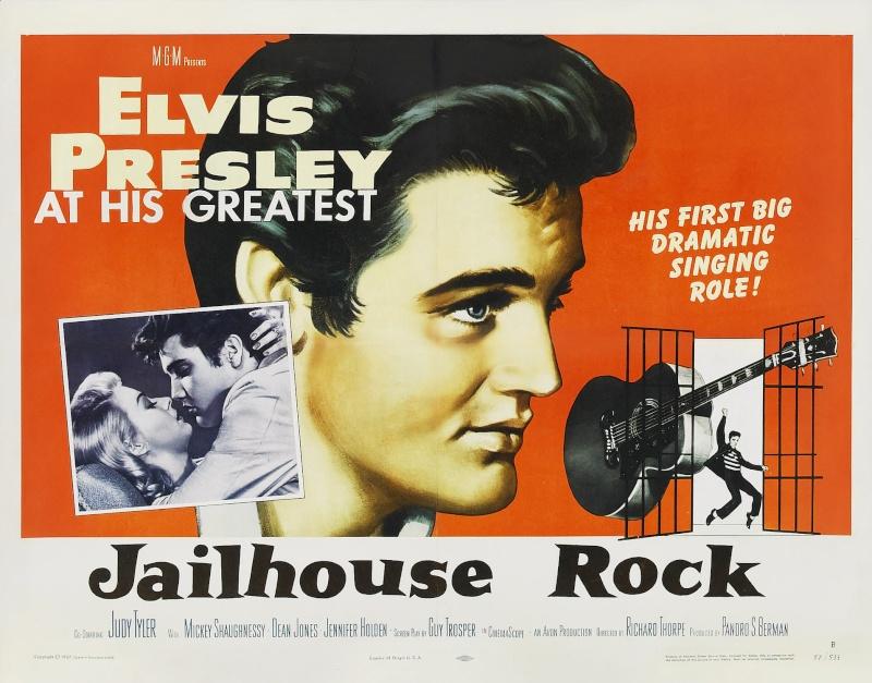 Jailhouse Rock - Richard Thorpe - 1957 Jailho12