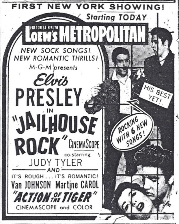 Jailhouse Rock - Richard Thorpe - 1957 Jailho13