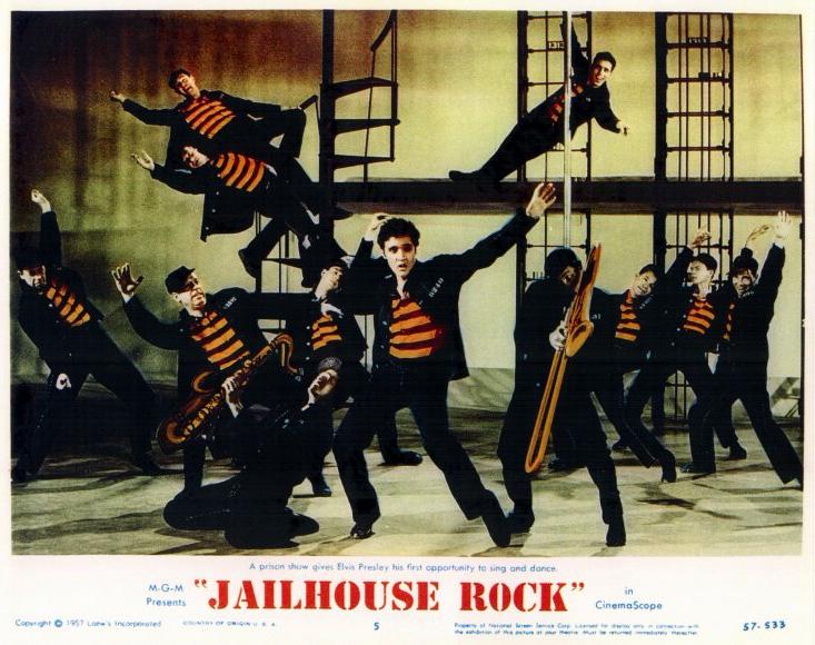 Jailhouse Rock - Richard Thorpe - 1957 Jailpo10