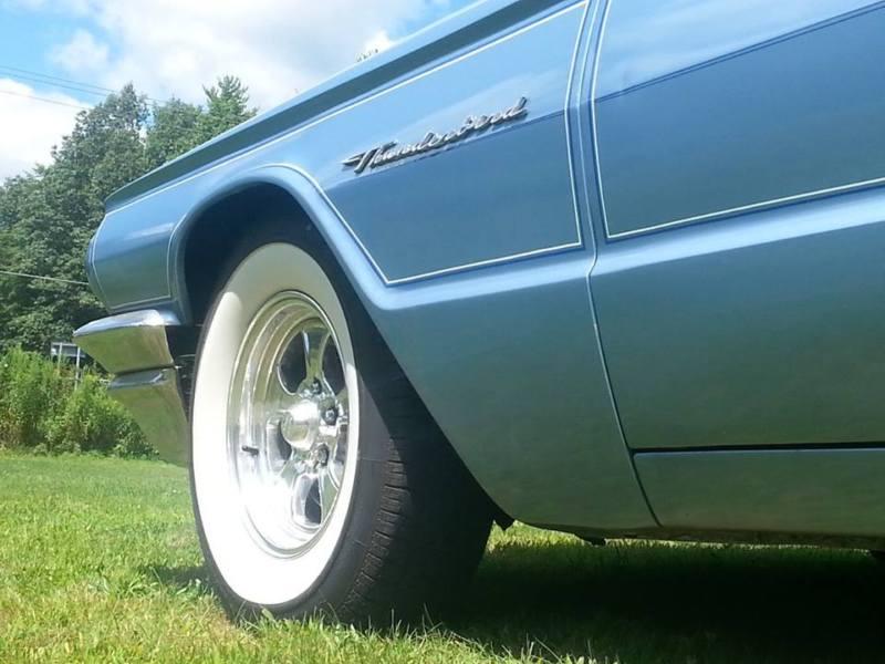 Ford Thunderbird 1964- 1966 custom & mild custom Kgrhqf45
