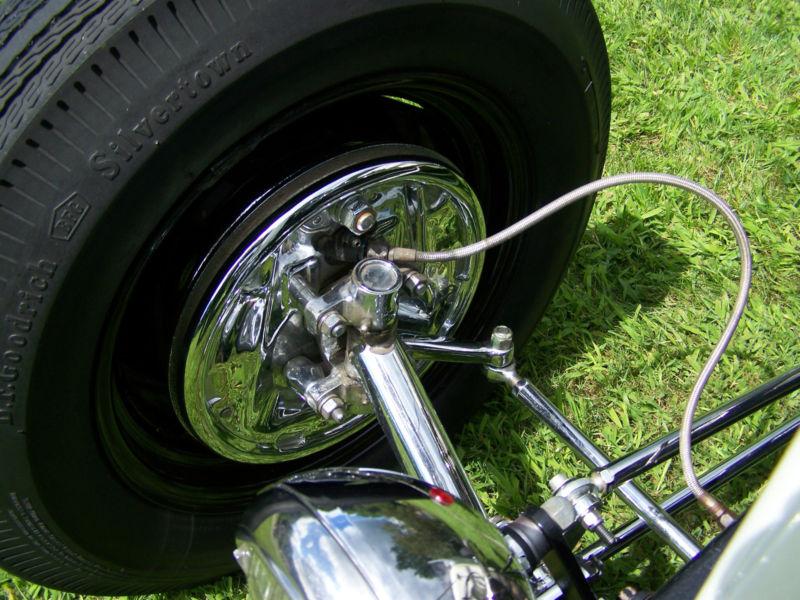 Ford T hot rod (1908 - 1927) - T rod Kgrhqj29