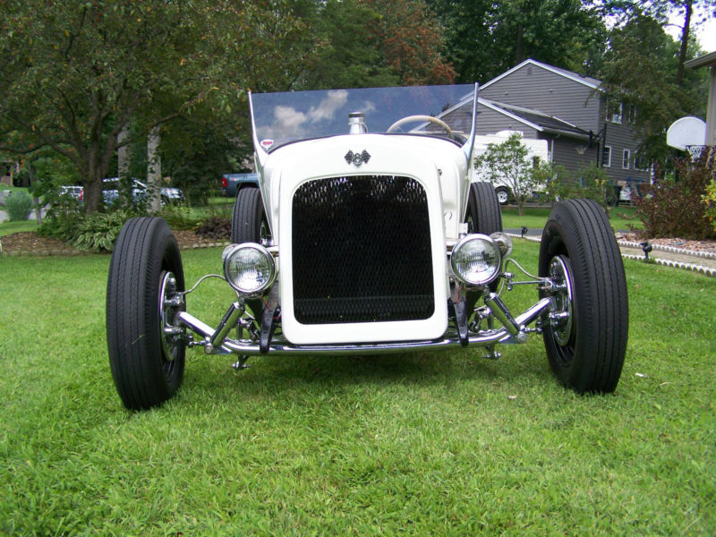 Ford T hot rod (1908 - 1927) - T rod Kgrhqn22