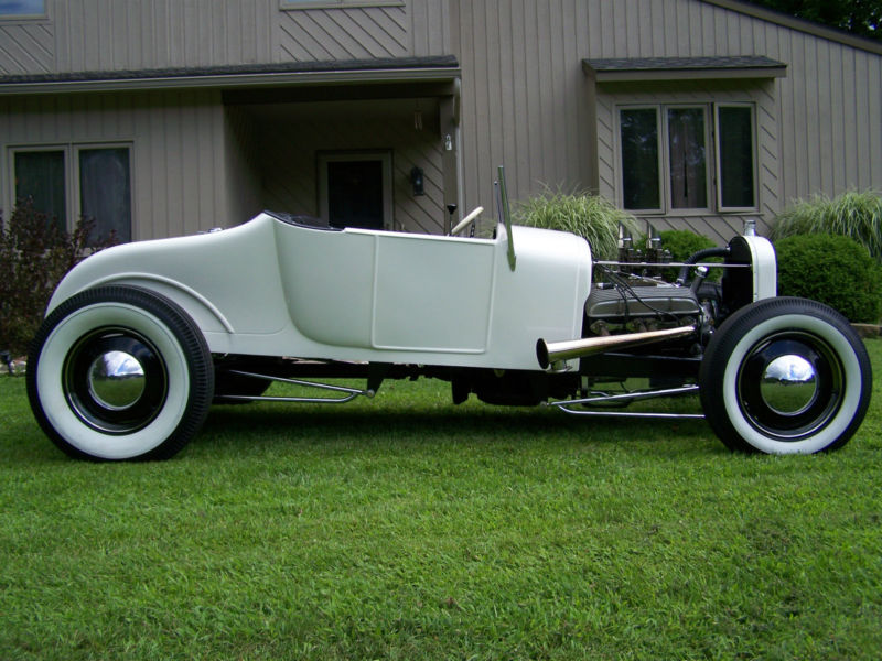 Ford T hot rod (1908 - 1927) - T rod Kgrhqn23