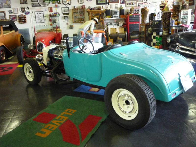 Ford T hot rod (1908 - 1927) - T rod Kgrhqr18