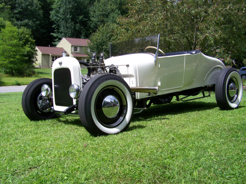 Ford T hot rod (1908 - 1927) - T rod Kgrhqr29