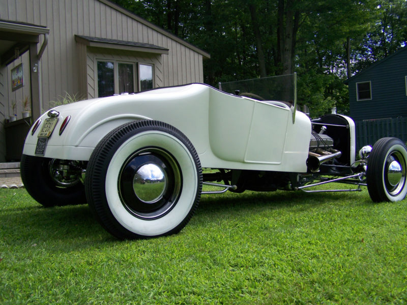Ford T hot rod (1908 - 1927) - T rod Kgrhqv34