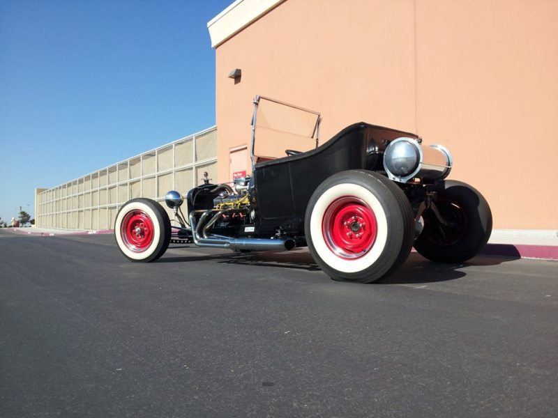 Ford T hot rod (1908 - 1927) - T rod Kgrhqv47