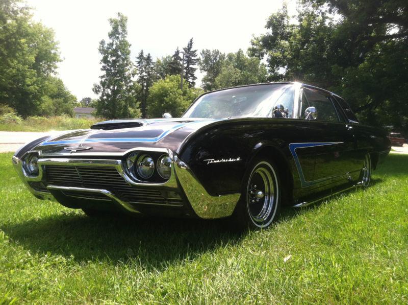 Ford Thunderbird 1961 - 1963 custom & mild custom Kgrhqy16