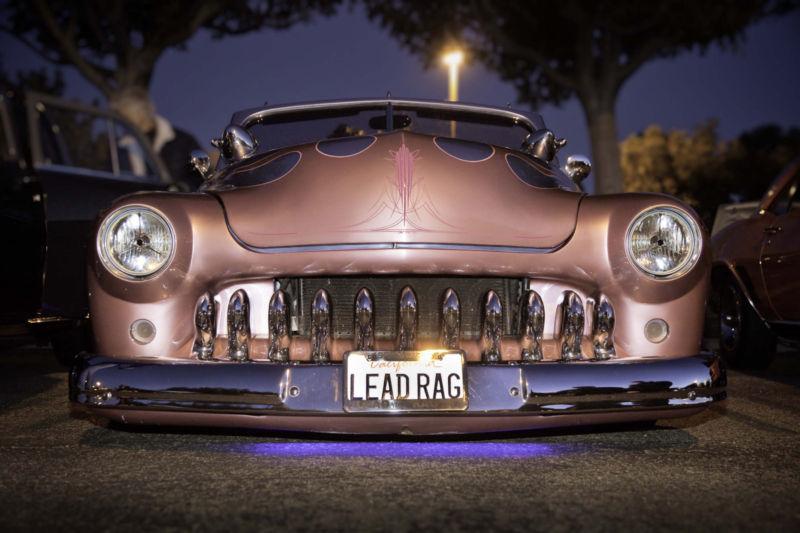 1950 Mercury Convertible - Lead Rag - Kgrhqy19