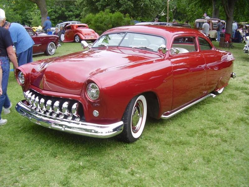 Ford 1949 - 50 - 51 (shoebox) custom & mild custom galerie - Page 5 Koa00110