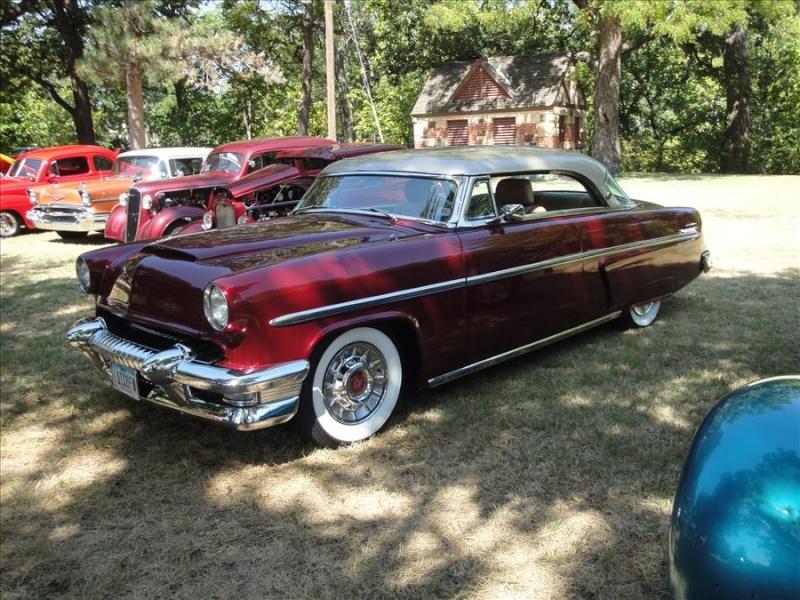 Mercury 1952 - 54 custom & mild custom Koa05510