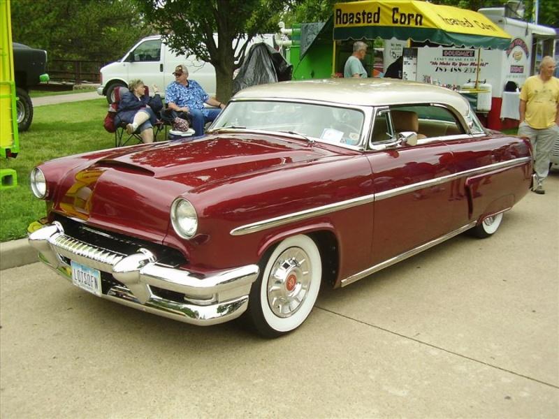 Mercury 1952 - 54 custom & mild custom Koa06810