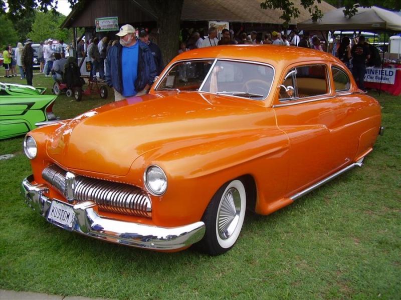 Mercury 1949 - 51  custom & mild custom galerie - Page 6 Koa09110
