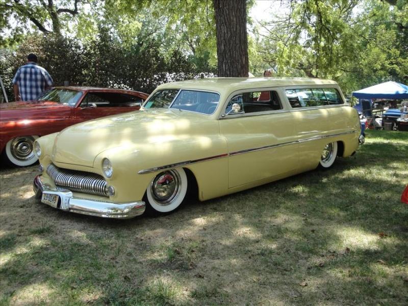 Mercury 1949 - 51  custom & mild custom galerie - Page 6 Koa09410