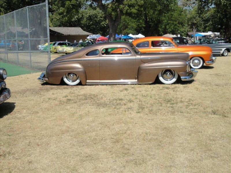 Ford & Mercury 1941 - 1948 customs & mild custom Koa10010