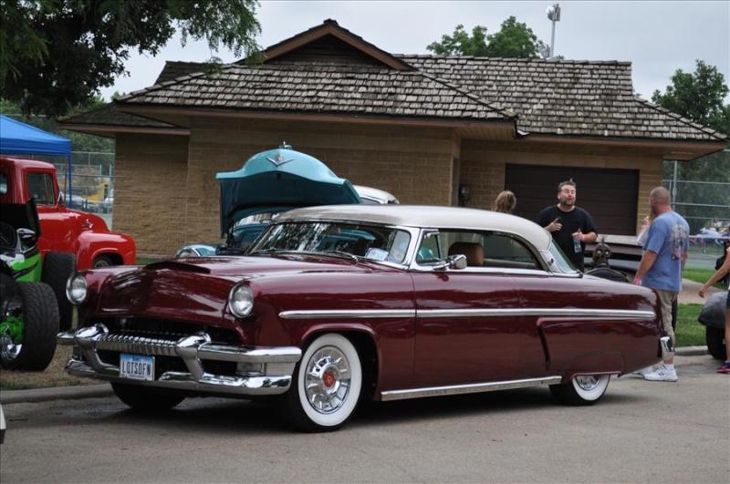 Mercury 1952 - 54 custom & mild custom Koa10011