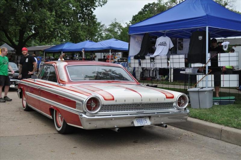 Ford 1961 - 1964 custom and mild custom Koa10111