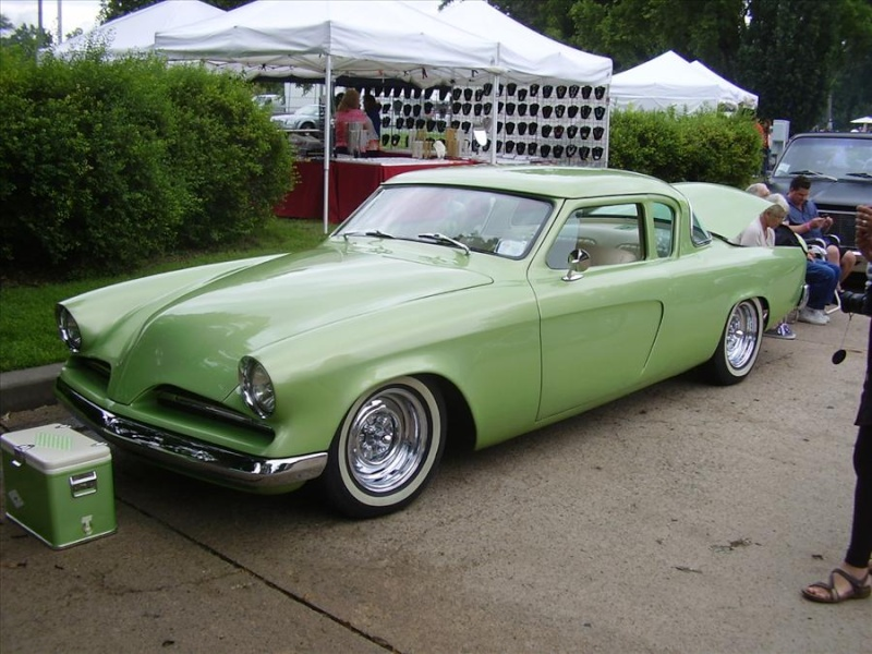 Studebaker custom & mild custom Koa10410