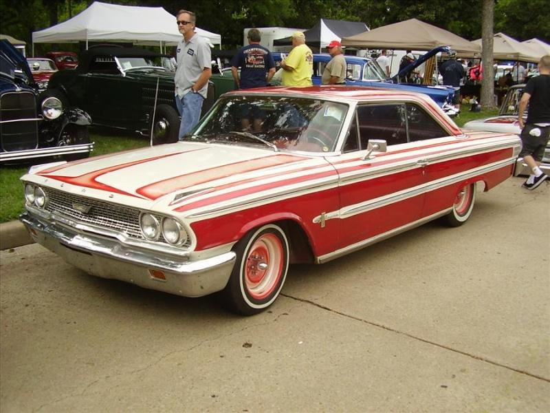 Ford 1961 - 1964 custom and mild custom Koa11110