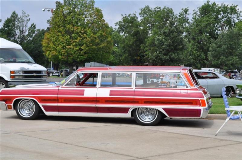 Chevrolet 1961 - 64 custom and mild custom Koa11111