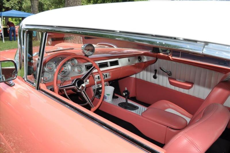 Ford 1957 & 1958 custom & mild custom  Koa11911