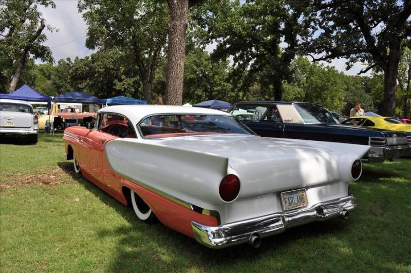 Ford 1957 & 1958 custom & mild custom  Koa11913