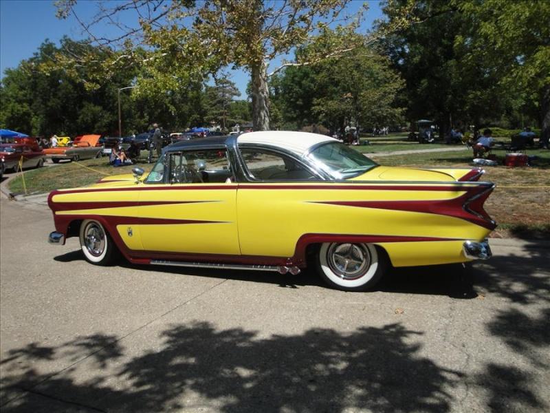 Ford 1955 - 1956 custom & mild custom Koa13810