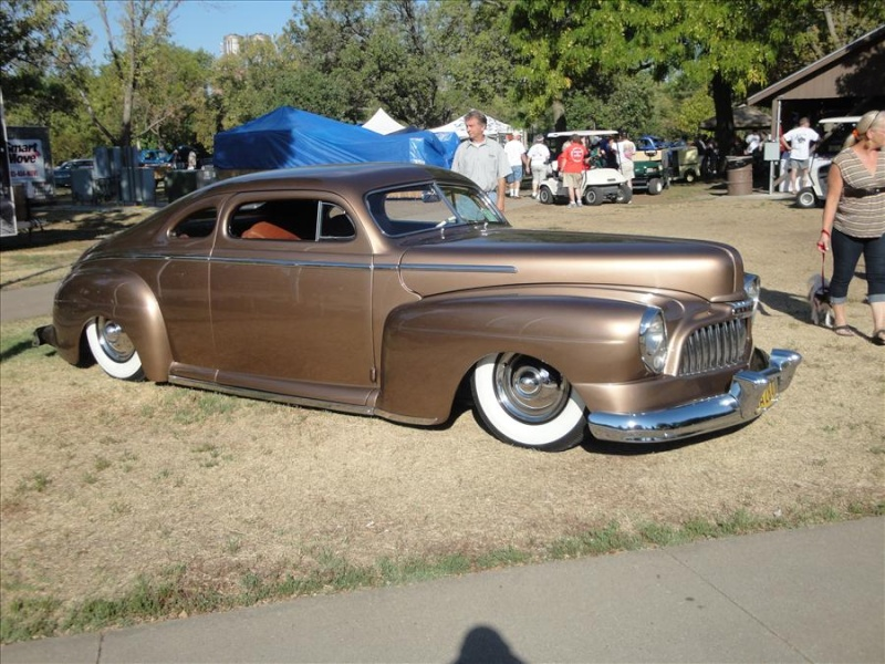 Ford & Mercury 1941 - 1948 customs & mild custom Koa14510