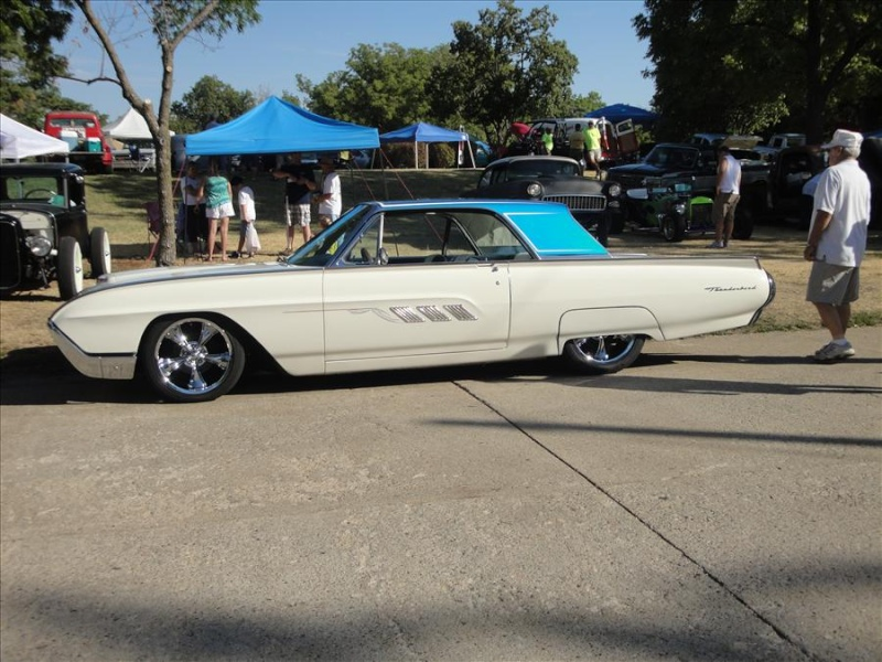 Ford Thunderbird 1961 - 1963 custom & mild custom Koa14810